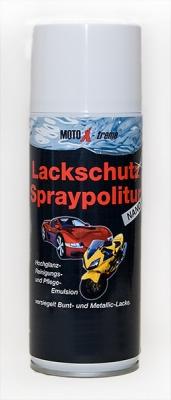 MOTO-X-treme Lackschutz Spraypolitur - Nano - 400ml